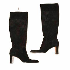 Ralph Lauren Sz 5.5 Davida  Black Boots